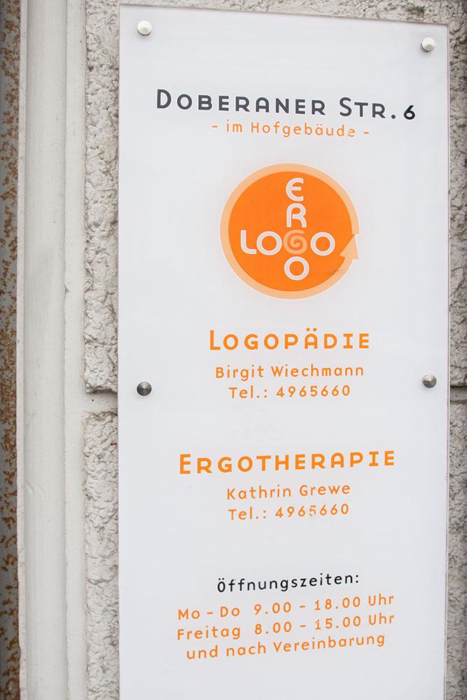 Einrichtung - Praxis für Logopädie & Ergotherapie Birgit Wiechmann & Kathrin Grewe in 18057 Rostock